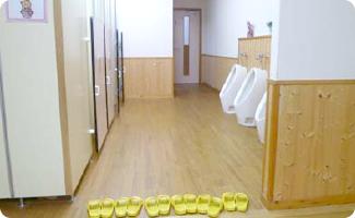 保護者用・幼児トイレ